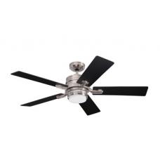 Amhurst Fan Brushed Steel