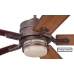 Amhurst LED Fan Vintage Steel