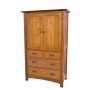 Crafters Mission Armoire
