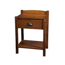 Crafters Mission Drawer Night Stand