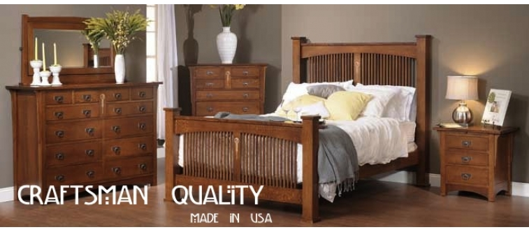 craftsman bedroom sets 3