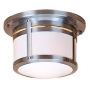 Berkeley Flush Ceiling Mount Ten Inch