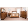 Crafters Mission Bedroom Set