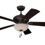 Monterey Mission Fan with Remote Control