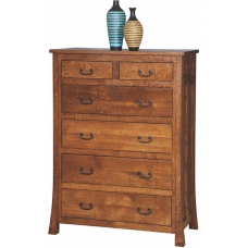 Bridgeport Bureau Chest