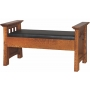 Bridgeport Dressing Bench