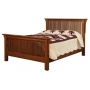 American Mission Spindle Bed