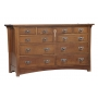Craftsman Ten Drawer Grand Chest