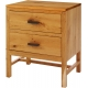 Lynnwood Two Drawer Nightstand