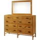 Lynnwood Nine Drawer High Dresser