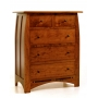 Vineyard Five Drawer Chest