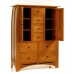 Vineyard Tall Chest with Doors