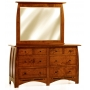 Vineyard Eight Drawer Dresser