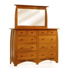 Vineyard Ten Drawer Dresser