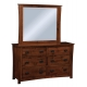 Montana Mission Six-Drawer Dresser