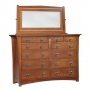 Craftsman Twelve Drawer Grand Chest