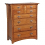 Craftsman Eight Drawer Chest