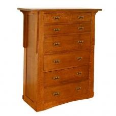 Aurora Seven Drawer Dresser