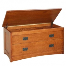 American Mission Blanket Chest