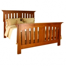 Aurora Slat Bed