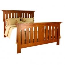 Aurora Slat Bed