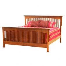 San Marino Arched Spindle Bed