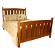 San Marino Queen Slat Bed