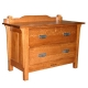 San Marino Blanket Chest