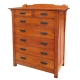 San Marino Seven Drawer Chest