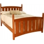 Stillwater Mission Slat Bed