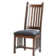 Mission Spindle Back Side Chair