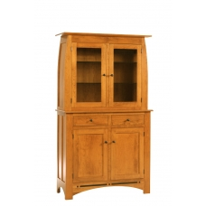 Vineyard Two Door Hutch and Buffet