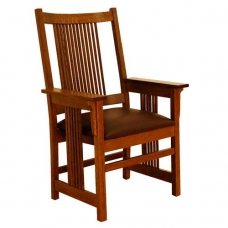 American Mission Low Arm Chair