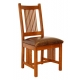American Mission Low Back Side Chair