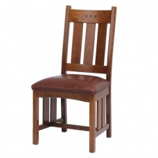 San Marino Low Slat Back Side Chair