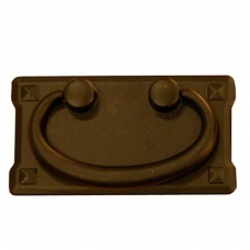 Mission Iron Oxidized Drawer Pull
