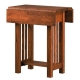 Mission Revival Drop Leaf Table