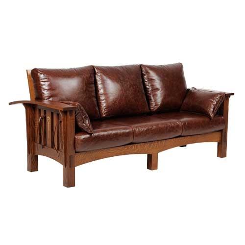 Craftsman Collection Reclining Sofa