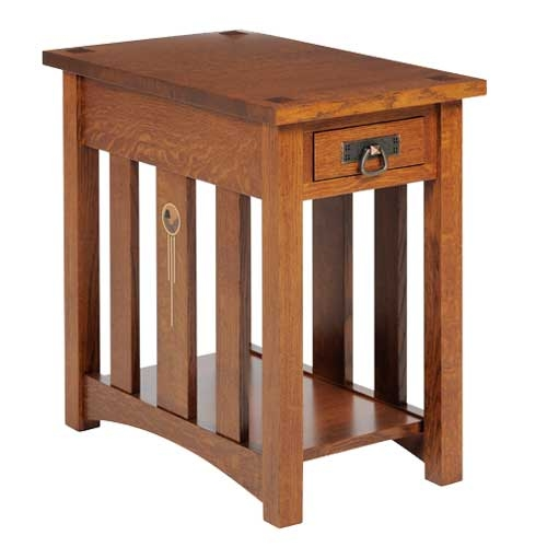 Pick Up End Table Lamps For Living Room Kmart: Craftsman End Table