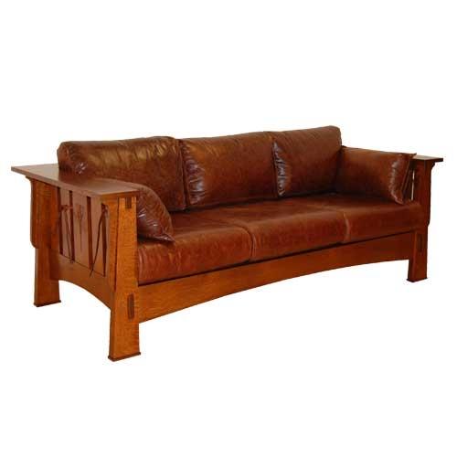 Aurora Craftsman Sofa