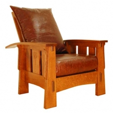 Aurora Morris Chair