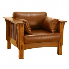 American Mission Sofa Chair