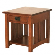 American Mission End Table