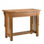 Mission Revival Console Table