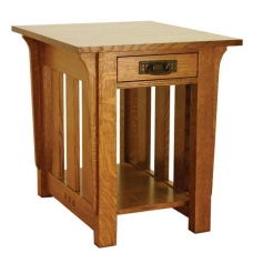 San Marino End Table
