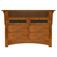 Craftsman Media Cabinet #4690