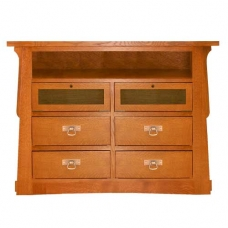 Aurora Media Cabinet #4690