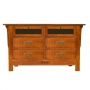 San Marino Media Cabinet #4640