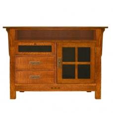 San Marino Media Cabinet #4680