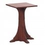 Arts and Crafts Pedestal Table